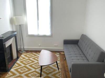 Appartement rénové Paris - 1 pièce(s) - 21.36 m2
