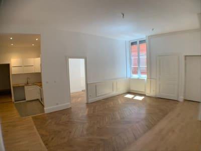 Lyon 01 - 4 pièce(s) - 86 m2 - 2ème étage