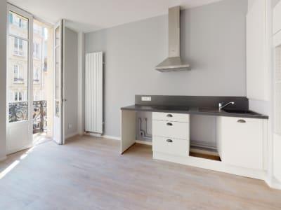 CAEN - Rue Pemagnie 2 pièces 42.65 m2
