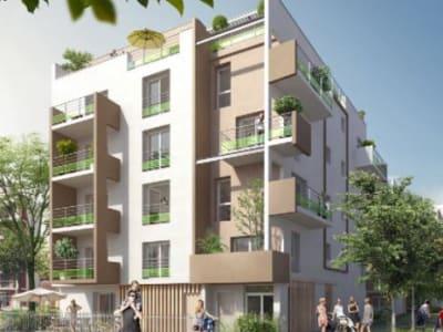 Appartement récent Dijon - 1 pièce(s) - 22.91 m2