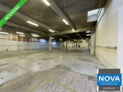 Aubervilliers - 1387 m2