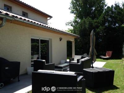 St Romain De Jalionas - 4 pièce(s) - 110 m2