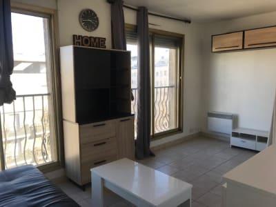 Appartement Marseille - 1 pièce(s) - 20.59 m2