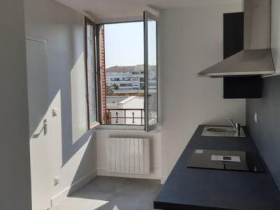 Appartement Villeurbanne - 2 pièce(s) - 30.98 m2