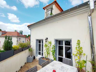 Maison de ville Bougival 108 m2