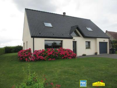 Maison individuelle semi plain pied - 168m2