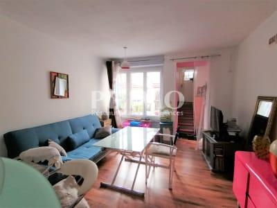 Appartement T2 de 41 m² avec cour privative de 7 m²
