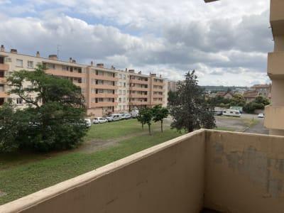 T3 Saouzelong avec balcon, parking et chauffage compris