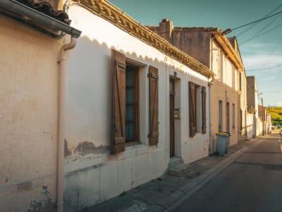 Maison Carcassonne quartier des 4 Chemins
