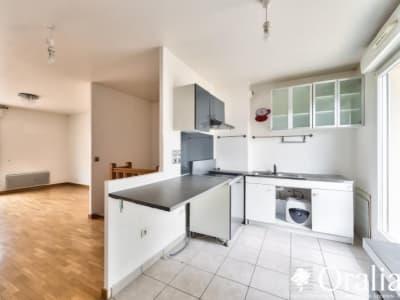 Colombes - 3 pièce(s) - 67 m2 - 2ème étage