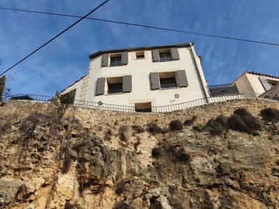 Jouques, Maison d'exception , Centre village, grande terrasses 5