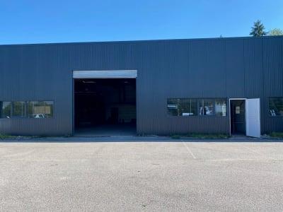 Entrepôt / local industriel à louer zone de Romanet Limoges