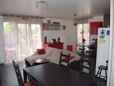 Appartement Rosny Sur Seine 4 pièce(s) 80 m2