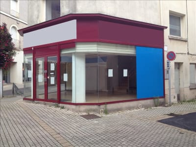 LOCAL COMMERCIAL CHOLET - 80 m2