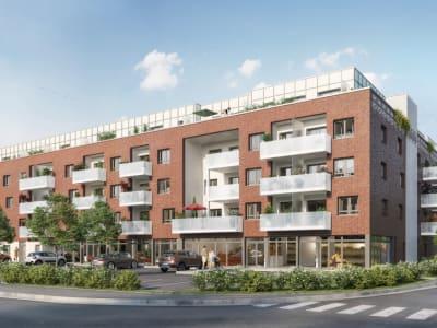Programme Neuf - BERCK SUR MER - Appartement T1 BIS