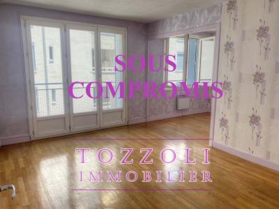 Appartement Villeurbanne 4 pièce(s) 63 m2