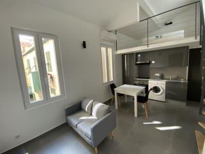 Nice - 1 pièce(s) - 28.49 m2 - 1er étage