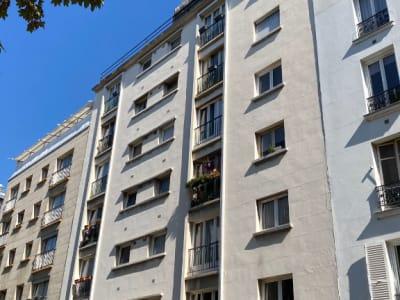 Appartement Paris 2 pièce(s) 41.43 m2