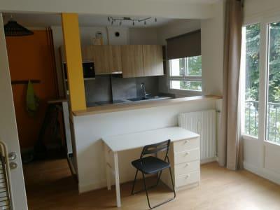 Appartement Gentilly 1 pièce(s) 25.51 m2