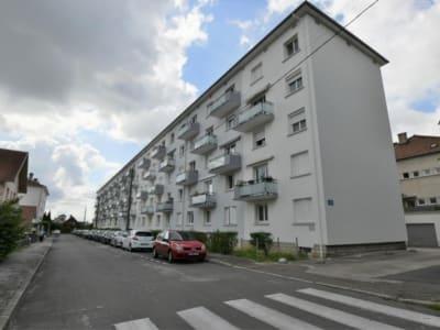 Besancon - 4 pièce(s) - 68.41 m2 - Rez de chaussée