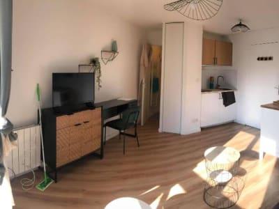 Appartement Nantes - 1 pièce(s) - 20.61 m2