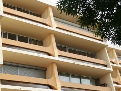 Appartement avec balcon et garage