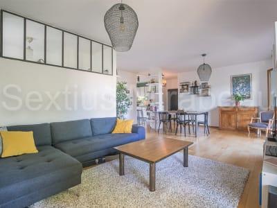 appartement type 4  de 73 m2 centre ville à 5 mn