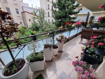 Montrouge - 4 pièce(s) - 85 m2 - 2ème étage