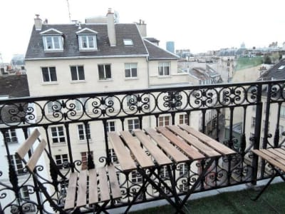 Appartement bourgeois Paris - 2 pièce(s) - 38.88 m2