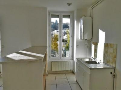 Appartement Saint Etienne - 2 pièce(s) - 46.0 m2
