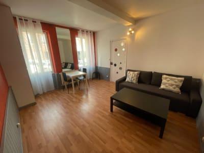 Guilhemery - Appartement T2 Meublé  47 m2