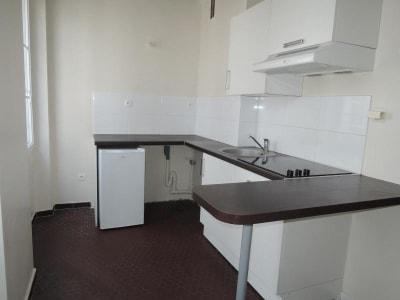 Appartement Paris - 2 pièce(s) - 26.16 m2