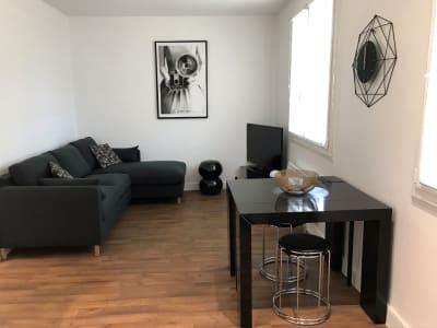 Superbe studio meublé face mer - Pornichet