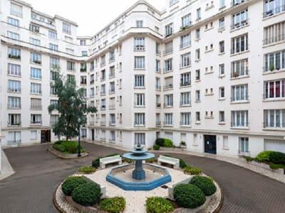 Paris 13 - 3 pièce(s) - 54.39 m2