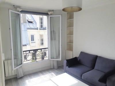 Paris 17 - 2 pièce(s) - 23.5 m2