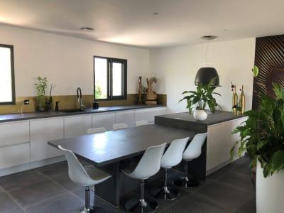 COUDOUX - Belle maison de 150m² sur terrain paysager avec piscin