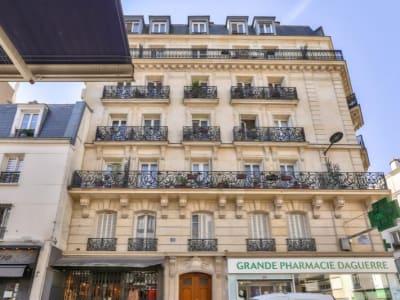 Paris 14 - 3 pièce(s) - 39.73 m2 - 2ème étage