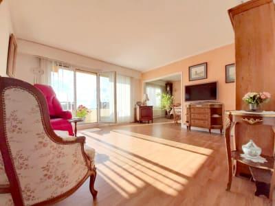 Appartement  4 pièce(s) 84.67 m2 - DERNIER ETAGE - BALCONS