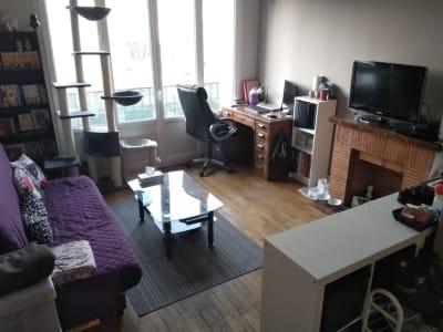 Appartement 2 pièces de 39.75 m2 RIVE DROITE à CAEN