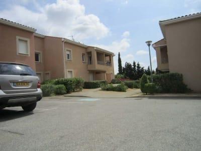 Appartement avec terrasse CARCASSONNE - 2 pièce(s) - 43 m2