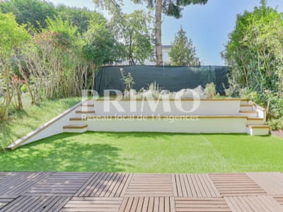 Appartement Le Plessis Robinson 3 pièce(s) 63 m2 Jardin et terra