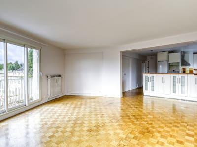 Appt 96m² / 3 chambres +2 balcons