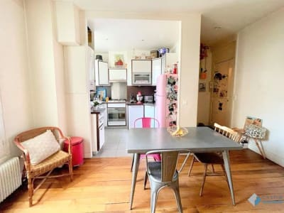 Paris 14ème - 4 pièce(s) - 59.56 m2