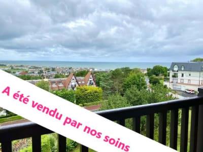 Blonville Sur Mer - 2 pièce(s) - 50.59 m2 - 3ème étage