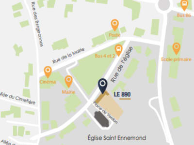Vente appartement La Tour-de-Salvagny (69890)