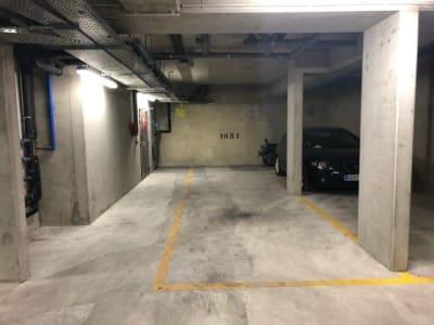 Parking double dans résidence sécurisée au centre de Montlhéry
