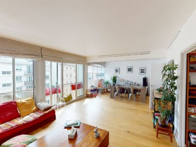 Appartement Boulogne Billancourt 4 pièce(s) 92 m2