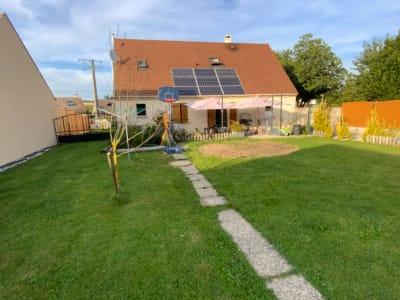 Pavillon - 4 chambres - jardin - garage