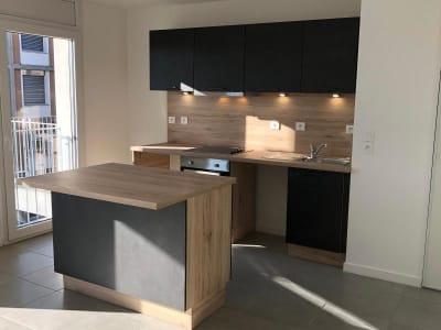 Appartement neuf Villeurbanne - 4 pièce(s) - 80.7 m2