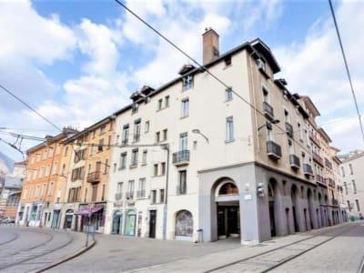 Grenoble - 2 pièce(s) - 61 m2 - 2ème étage